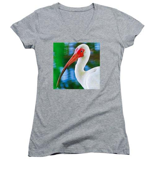 Bird Women's V-Neck