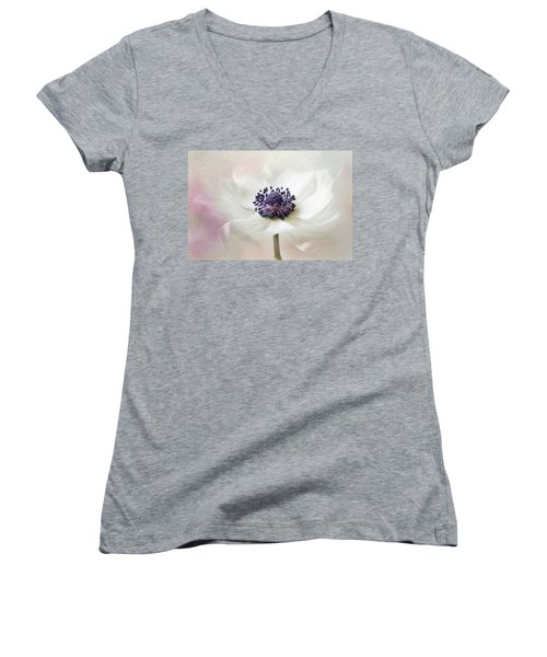 Flowers From Venus Women's V-Neck