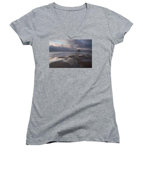 Forbidden Coast Women's V-Neck T-Shirt