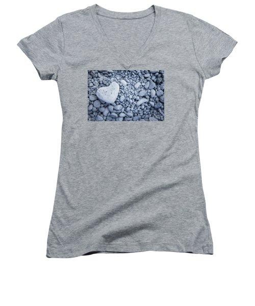 Forever Women's V-Neck T-Shirt (Junior Cut) by Yvette Van Teeffelen