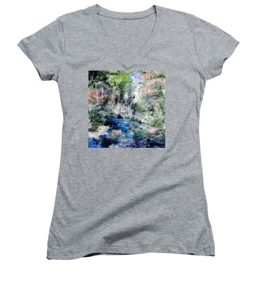 Forgotten Creek  Women's V-Neck