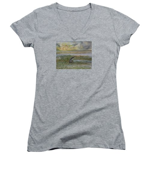 Forgotten Dreams Women's V-Neck T-Shirt