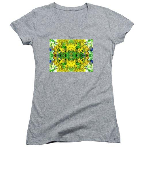 Forgotten Witch Women's V-Neck T-Shirt