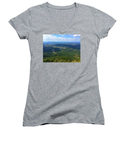 Fort Mountain Women's V-Neck