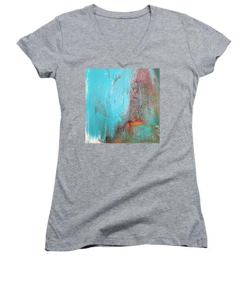 Fortuity  Women's V-Neck T-Shirt