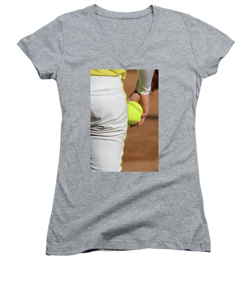Four Seam Women's V-Neck (Athletic Fit)