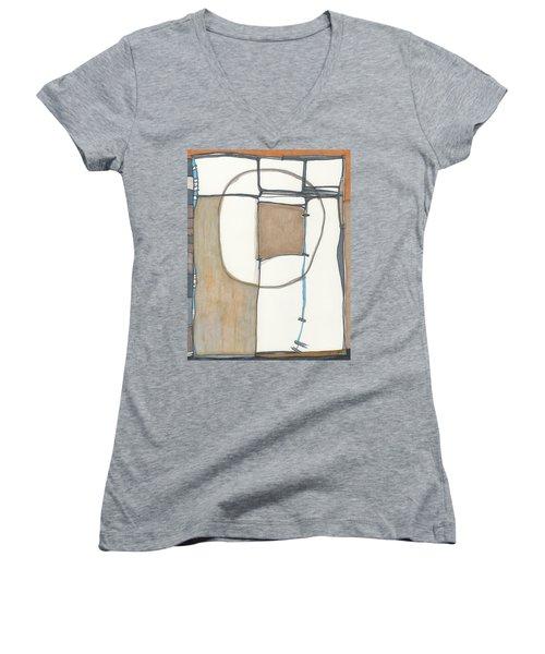 Framed Women's V-Neck T-Shirt