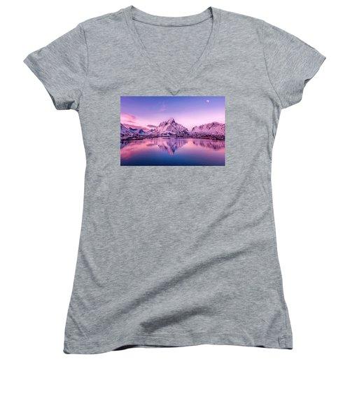 Freestyle Women's V-Neck T-Shirt