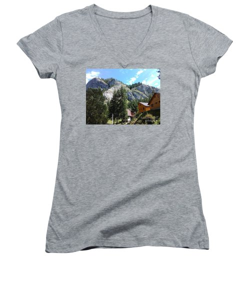 Fresh Air  Women's V-Neck T-Shirt