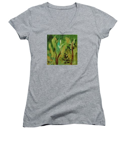 Fresh Air  Women's V-Neck T-Shirt