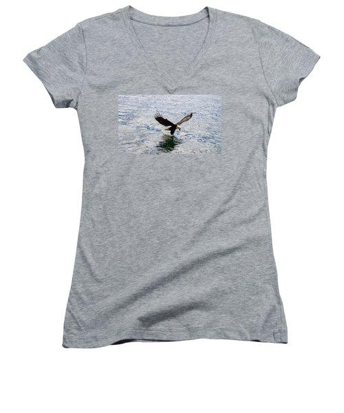 Fresh Catch Women's V-Neck T-Shirt
