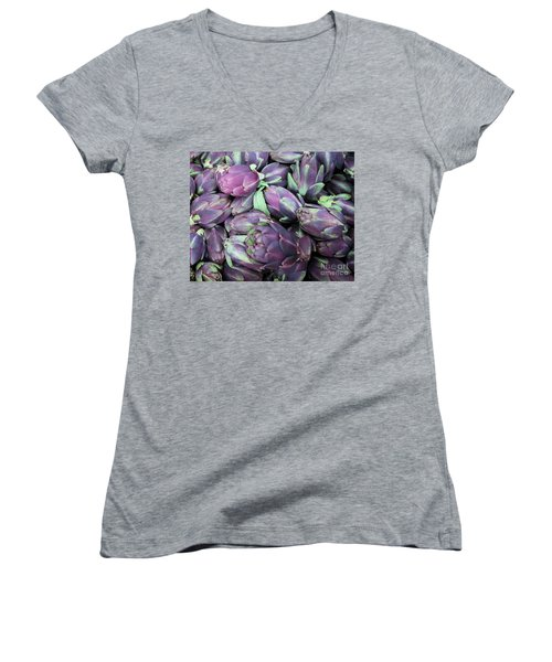 Freshness Women's V-Neck T-Shirt
