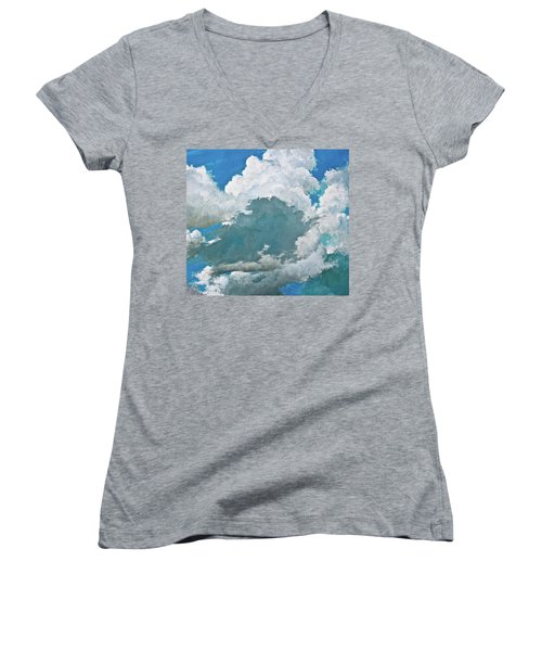From Both Sides Now Women's V-Neck
