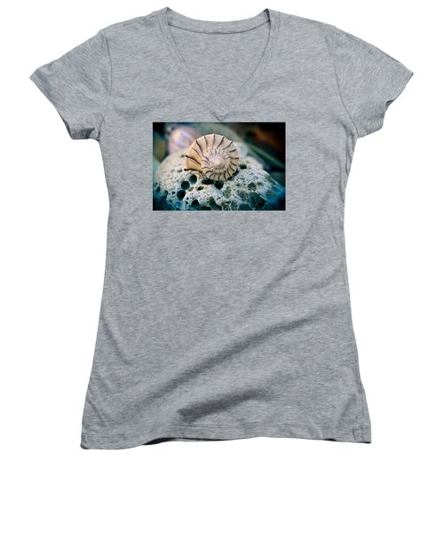 From The Sea Women's V-Neck