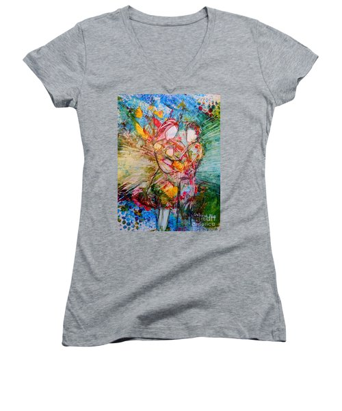 Fruitful Women's V-Neck