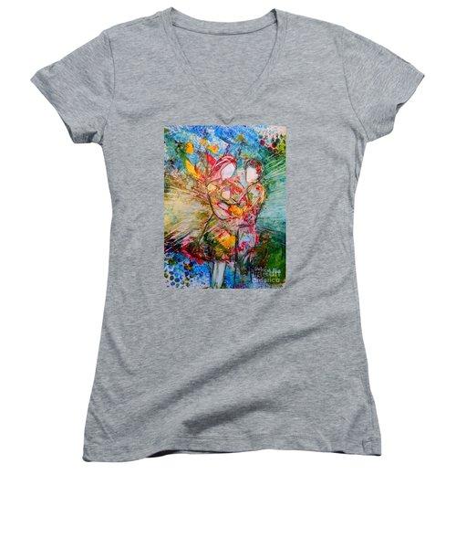 Fruitful Women's V-Neck T-Shirt