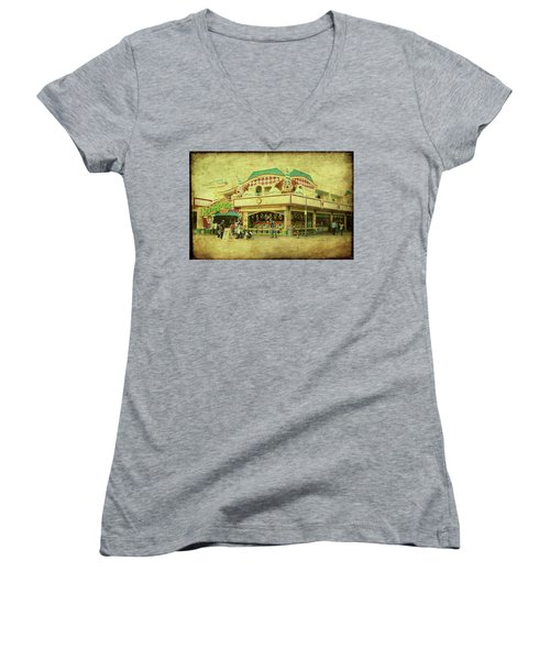 Fun House - Jersey Shore Women's V-Neck