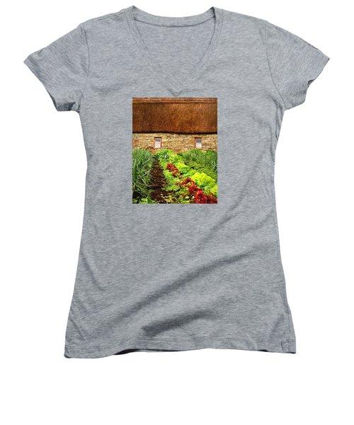 Garden Farm Women's V-Neck T-Shirt