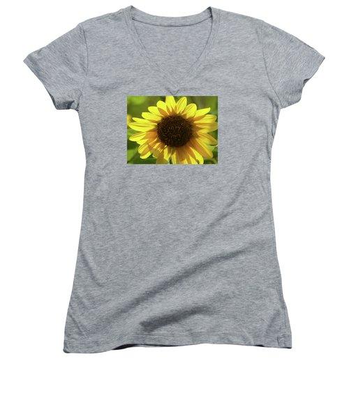 Garden Sunshine Women's V-Neck