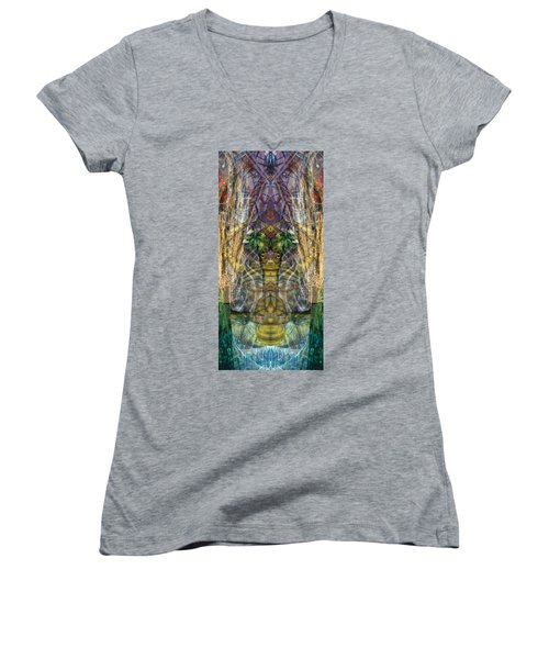 Geometry Women's V-Neck
