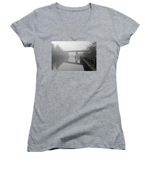 Ghost River Women's V-Neck T-Shirt