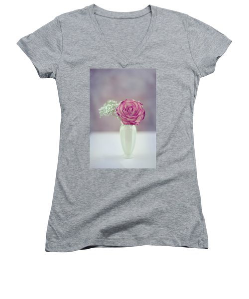 Gift Of Love Women's V-Neck T-Shirt