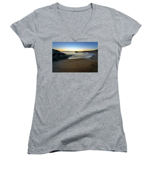 Golden Hour Women's V-Neck