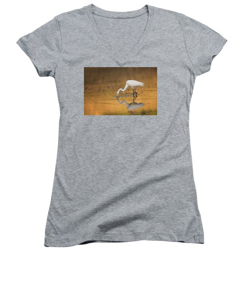 Golden Pond Women's V-Neck