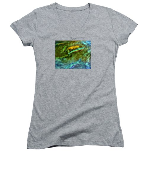 Golden Trout Women's V-Neck