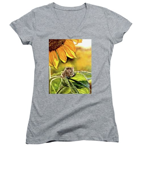Got Cheese? Women's V-Neck (Athletic Fit)