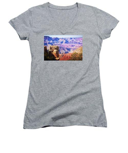 Grand Canyon Arizona 5 Women's V-Neck