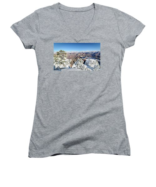 Grand Canyon  Women's V-Neck
