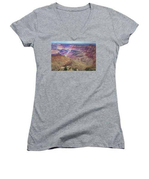 Grand Canyon Suite Women's V-Neck