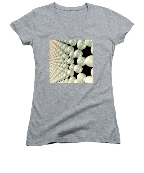 Graphene 6 Women's V-Neck (Athletic Fit)