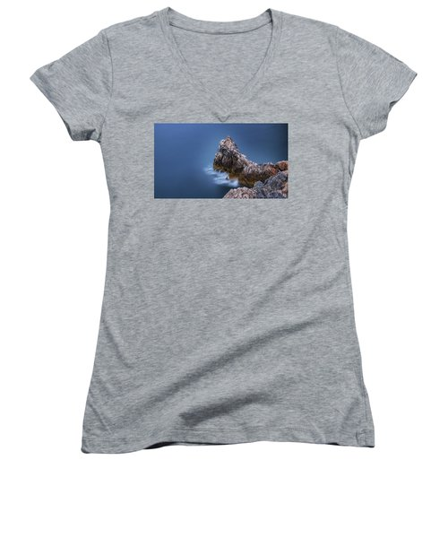 Guardian Of The Sea Women's V-Neck