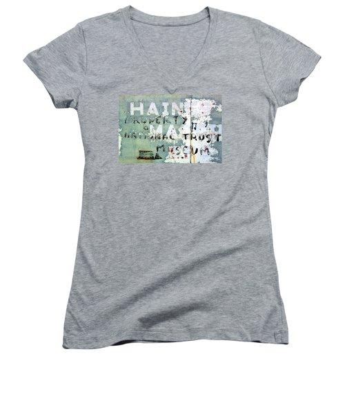 Haines Property Women's V-Neck