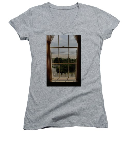 Harbor Entrance Women's V-Neck