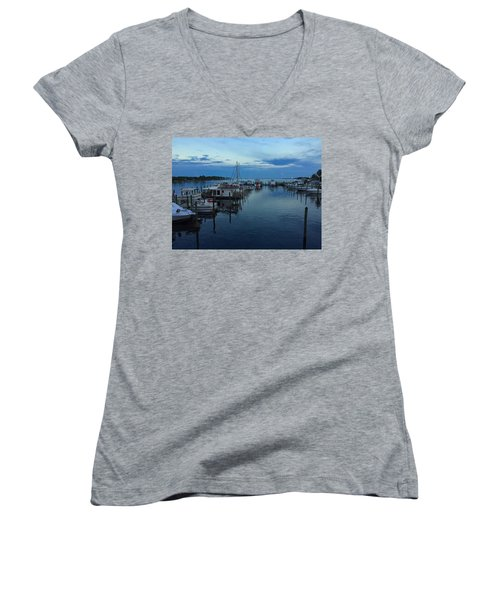 Harbour Nights Women's V-Neck