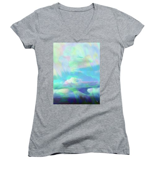 Heaven Women's V-Neck T-Shirt