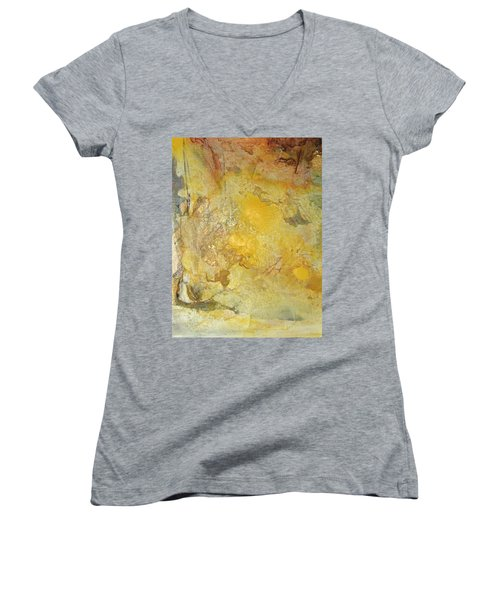Heavens In Flux Women's V-Neck
