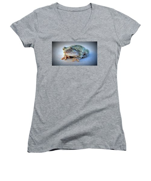 Here's Looking At You Women's V-Neck