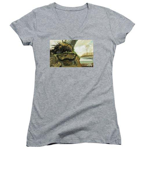 Hibernation Women's V-Neck T-Shirt