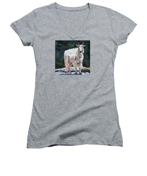 High Country Friend Women's V-Neck (Athletic Fit)