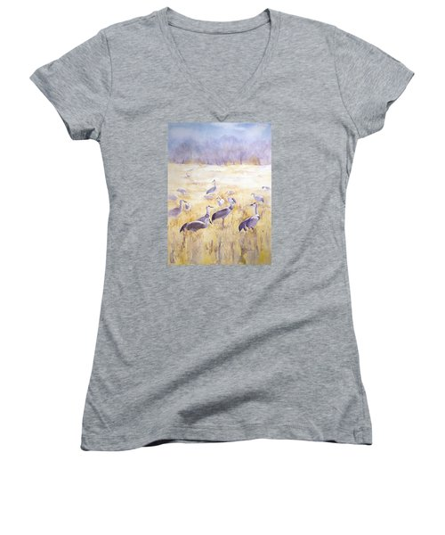 High Plains Drifters Women's V-Neck