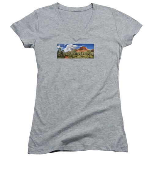 Hiker's Paradise Women's V-Neck
