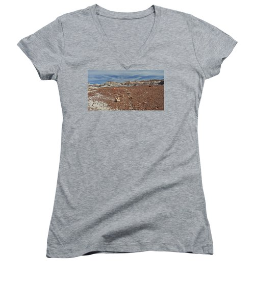 Hillside Hues Women's V-Neck