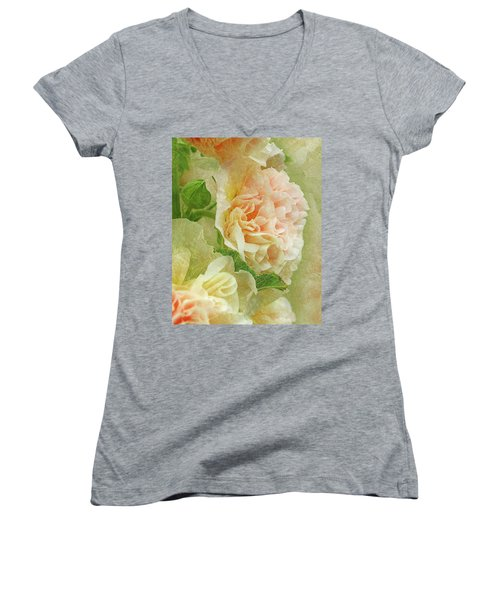 Hollyhock Women's V-Neck