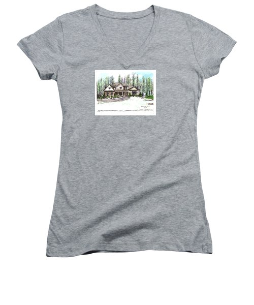 Holly's Place Women's V-Neck T-Shirt