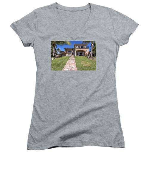 Home Women's V-Neck
