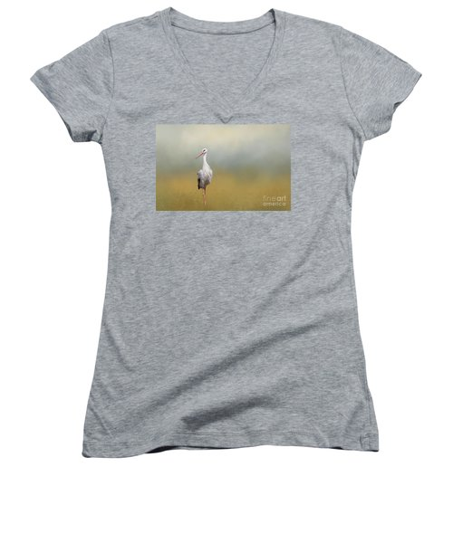 Hope Of Spring Women's V-Neck